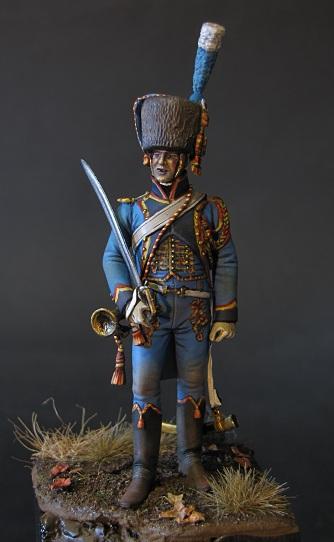 Trompette Artillerie a cheval de la Garde, 1807 Img_5711