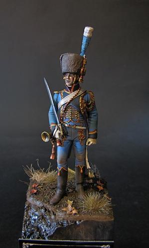 Trompette Artillerie a cheval de la Garde, 1807 Img_5713
