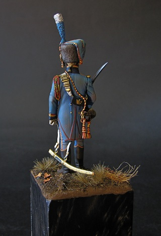 Trompette Artillerie a cheval de la Garde, 1807 Img_5810