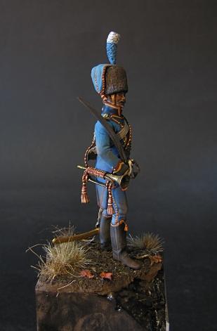 Trompette Artillerie a cheval de la Garde, 1807 Img_5813