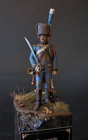 Trompette Artillerie a cheval de la Garde, 1807 Img_5815