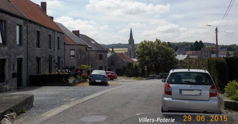CR du 29-6-15, à l'assaut des châteaux pour Gaël... 2012