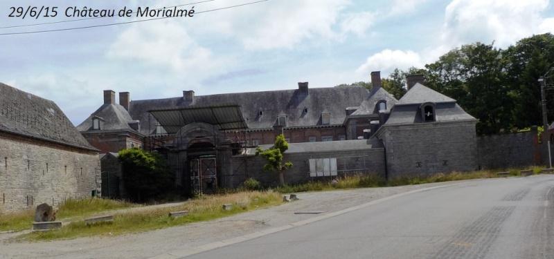 CR du 29-6-15, à l'assaut des châteaux pour Gaël... 2712