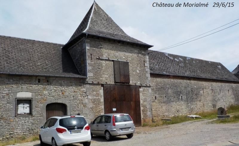CR du 29-6-15, à l'assaut des châteaux pour Gaël... 2812