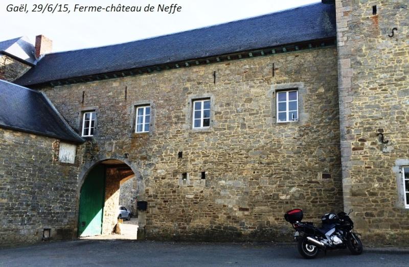CR du 29-6-15, à l'assaut des châteaux pour Gaël... 8610