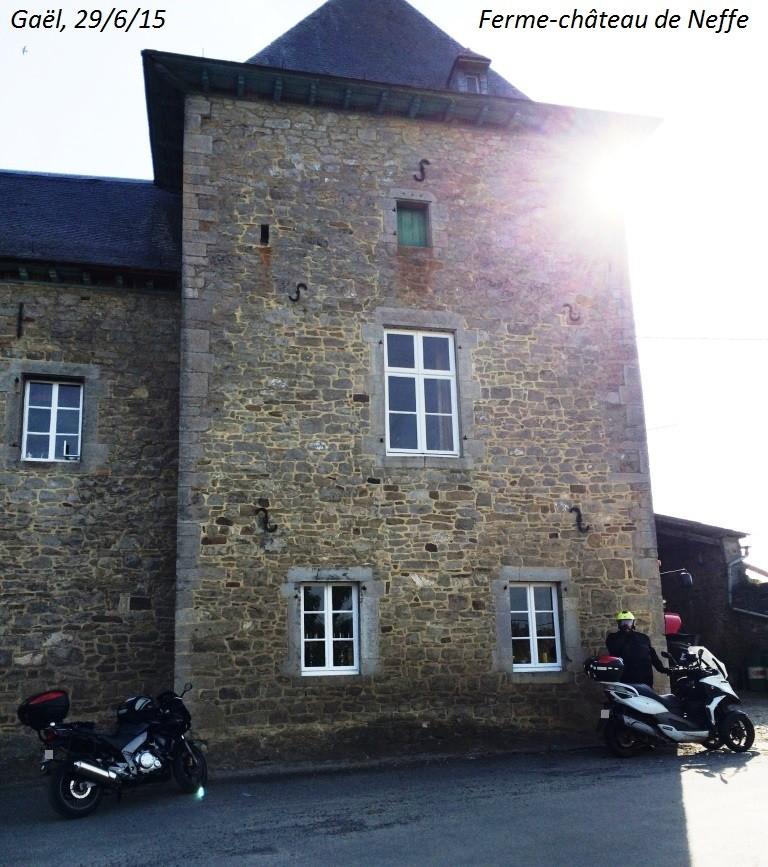 CR du 29-6-15, à l'assaut des châteaux pour Gaël... 8710