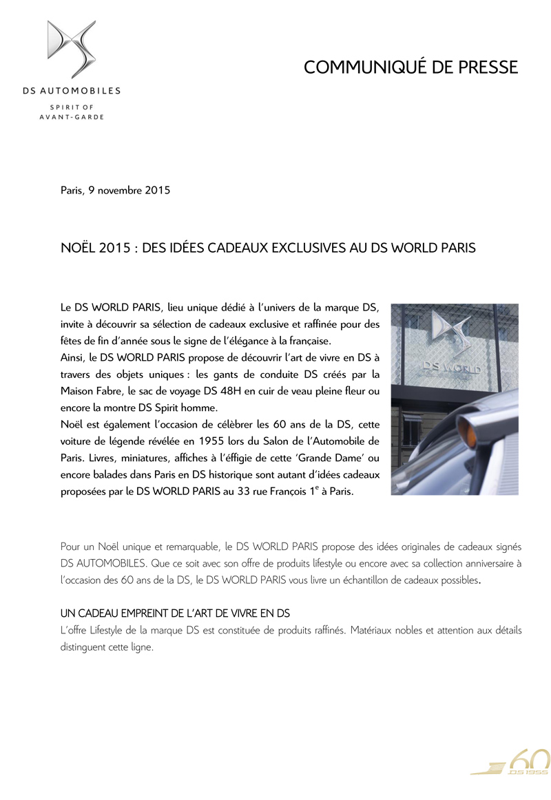 [ACTUALITE] Showroom DS World Paris - Page 8 Cp_noy10