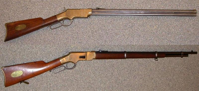 Le fusil HENRY 1024px11