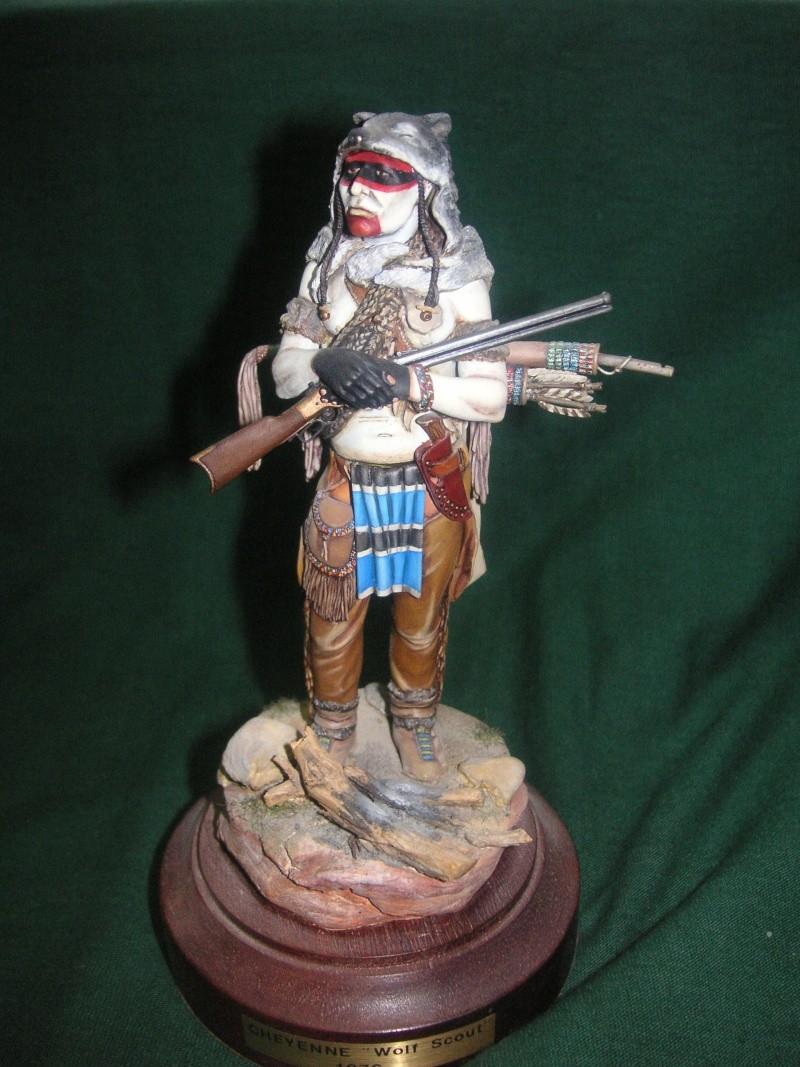 Amérindien CHEYENNE, Wolf Scout ,1876 Wolf_s10