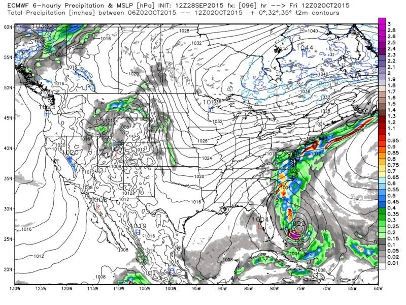 September Observations/ Discussion  - Page 11 Ecmwf_10