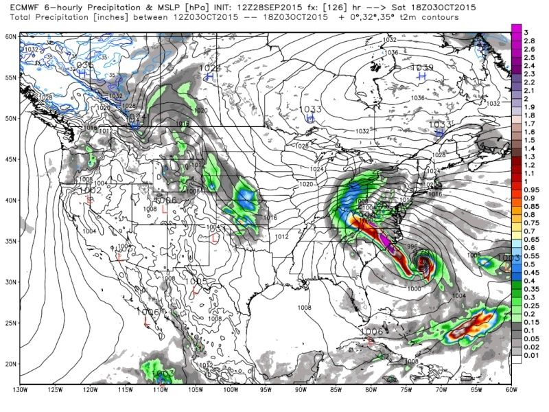 September Observations/ Discussion  - Page 11 Ecmwf_11