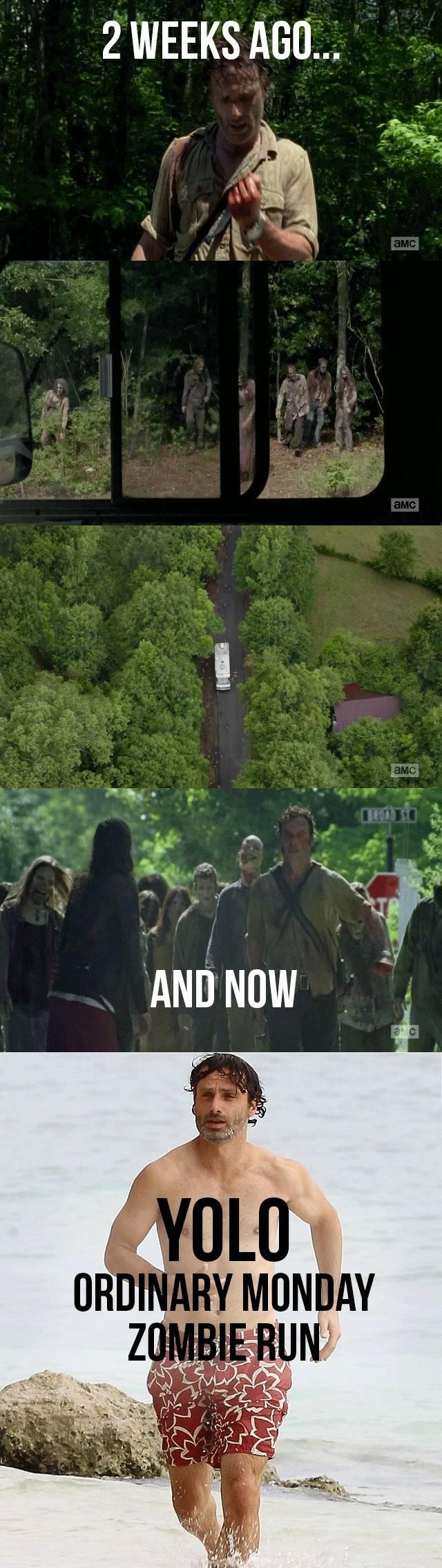 The Walking Dead [série] Koh Lanta en Zombieland Img_5111