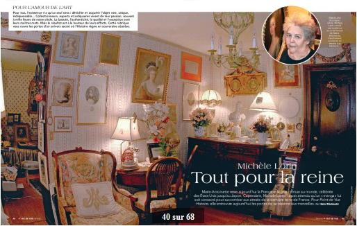 "Michèle Lorin : ""Marie-Antoinette, ma collection particulière "" - Page 2 2015_010"