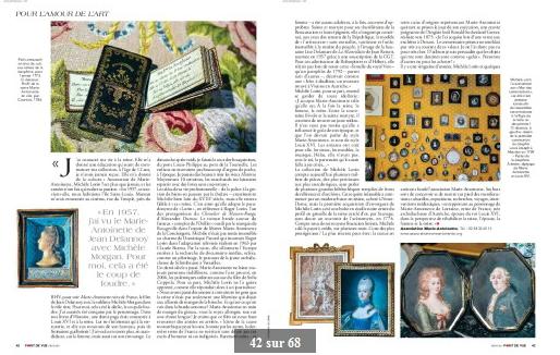 "Michèle Lorin : ""Marie-Antoinette, ma collection particulière "" - Page 2 2015_011"