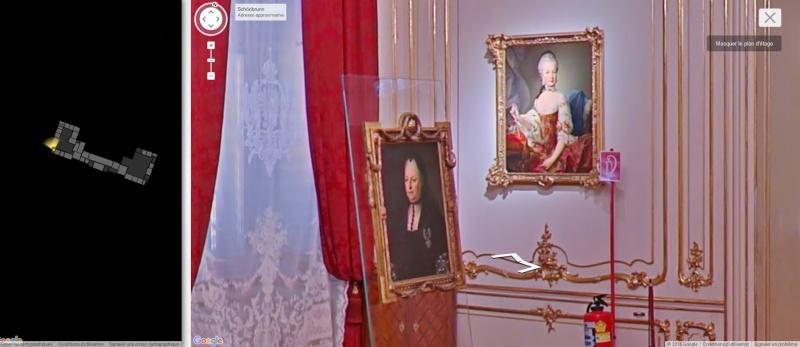Visite virtuelle du Château de Schönbrunn avec Google art project Schonb16