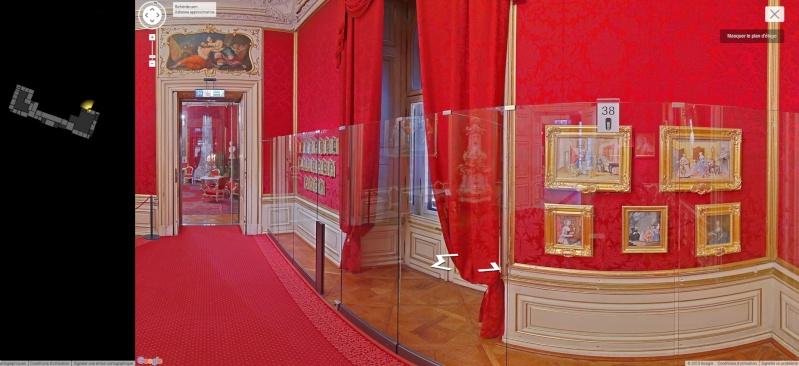 Dessins et aquarelles de Marie-Christine de Habsbourg Lorraine, soeur de Marie-Antoinette Schonb19