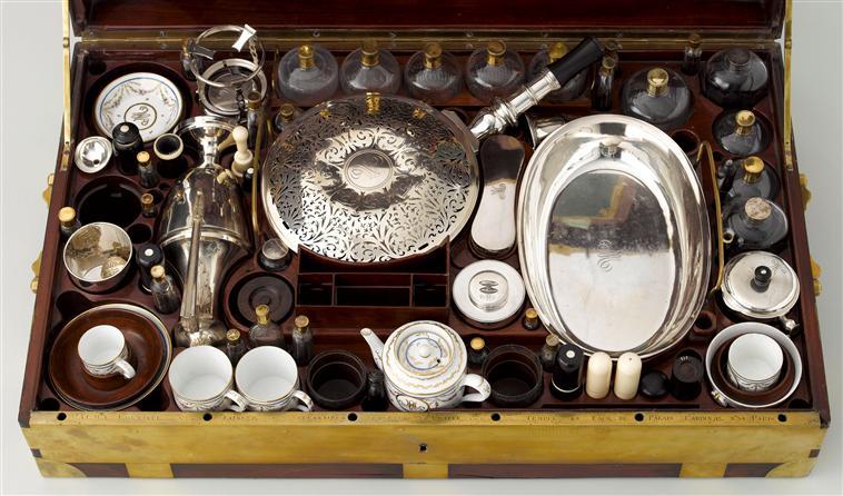 Nécessaires - Les nécessaires de voyage de Marie-Antoinette 07-52812