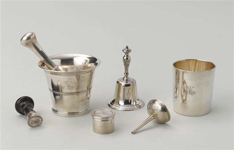Nécessaires - Les nécessaires de voyage de Marie-Antoinette 07-52820