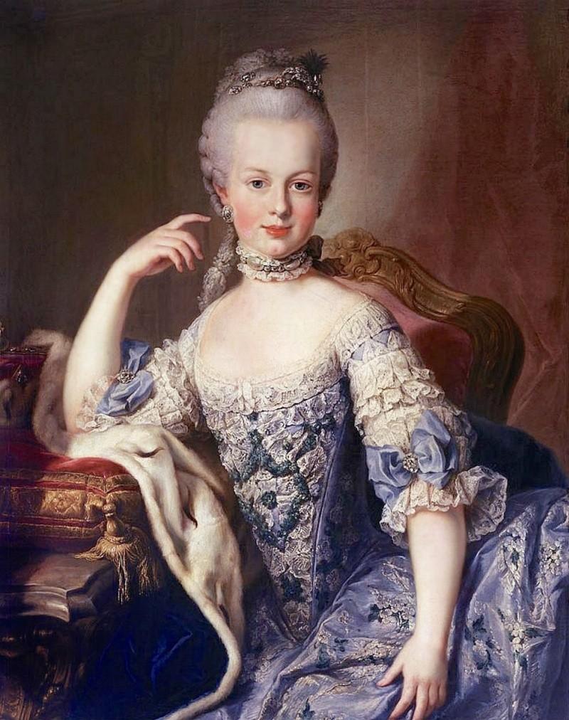 Portraits de l'archiduchesse Marie-Josèphe 0_257b10