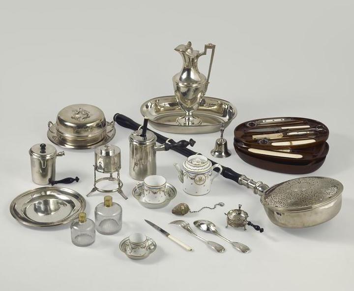 Nécessaires - Les nécessaires de voyage de Marie-Antoinette 13-50110