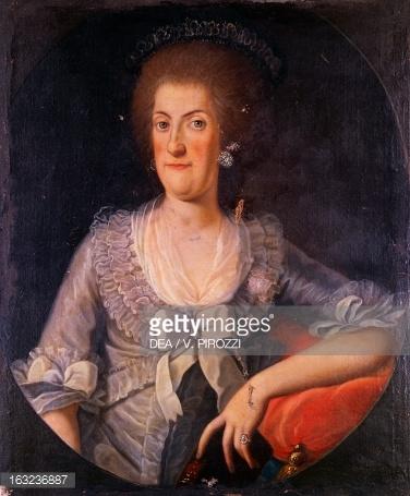 Portraits de Marie Caroline d'Autriche, reine de Naples et de Sicile 16323610