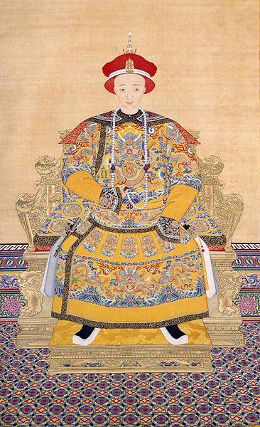 L'impératrice Cixi, biographie de Jung Chang 366px-10