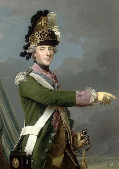 Expositions : Louis XV au château de Fontainebleau 422px-11