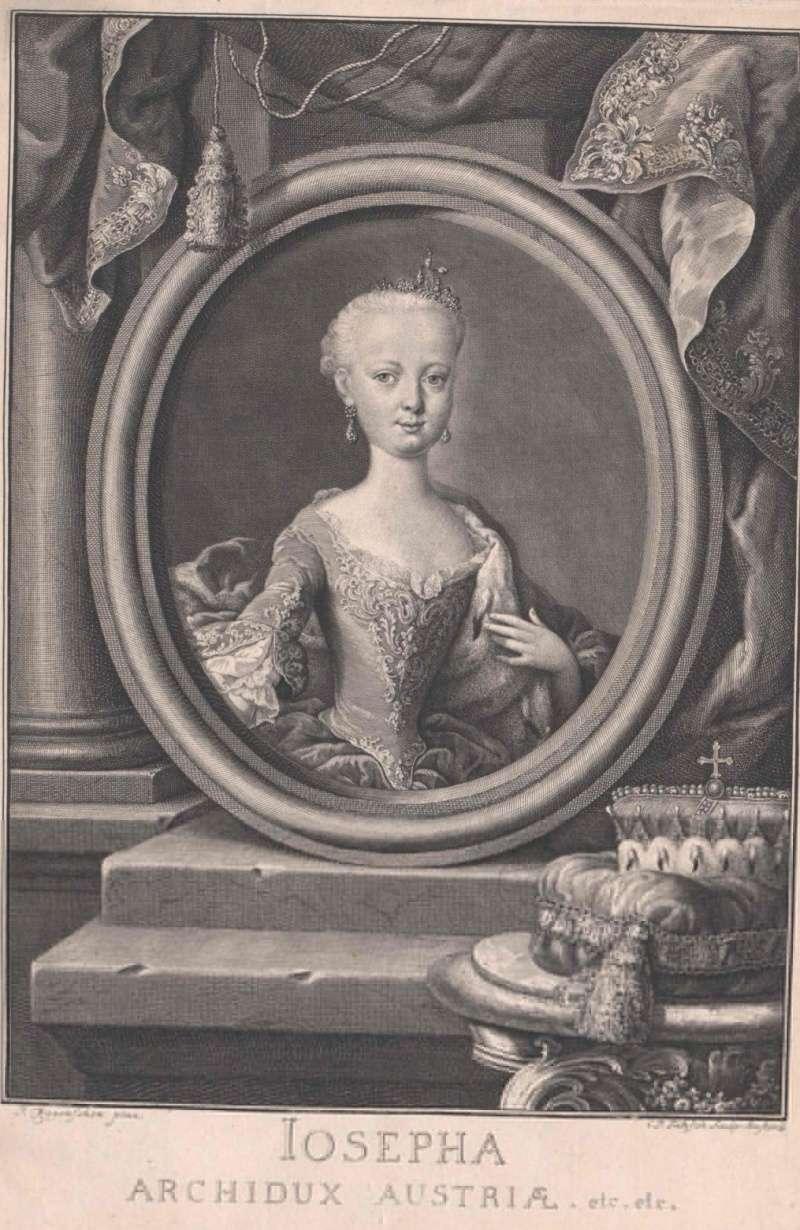 Portraits de l'archiduchesse Marie-Josèphe 48802311