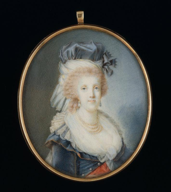 Portraits de Marie Caroline d'Autriche, reine de Naples et de Sicile 493311