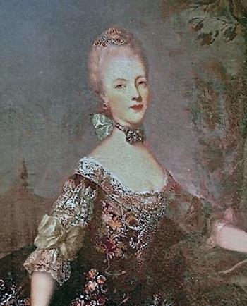 Vente Christie's, Collection Marie-Antoinette 9564c610