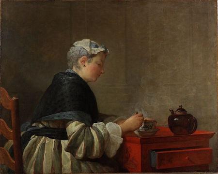 Dessins et aquarelles de Marie-Christine de Habsbourg Lorraine, soeur de Marie-Antoinette A-lady10