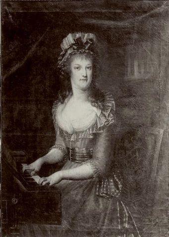 Portraits de Marie Caroline d'Autriche, reine de Naples et de Sicile August10