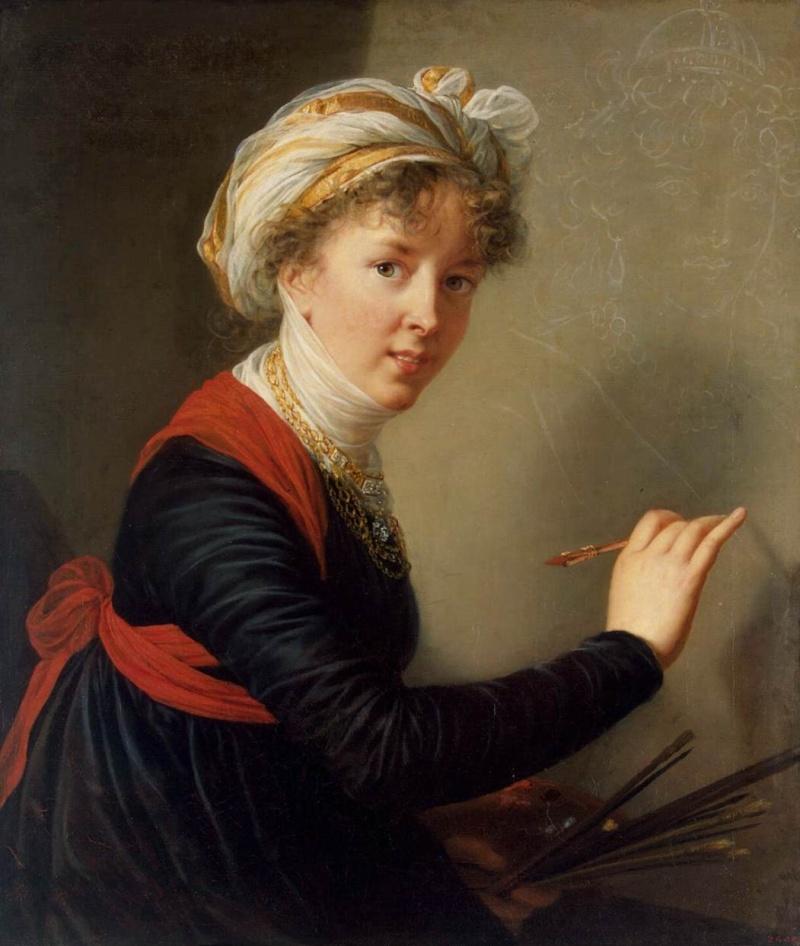 Les autoportraits de Mme Vigée Le Brun Aut_po10
