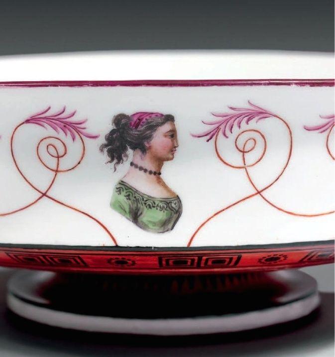 Service de Marie-Antoinette pour Rambouillet en porcelaine de Sèvres Captu139