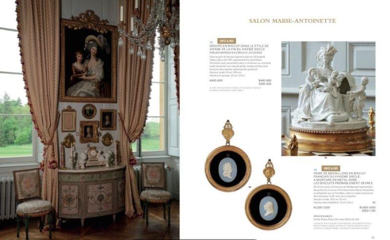 """Vente Christie's """"La vie de château. Collection Jean-Louis Remilleux"""" Captur30"""