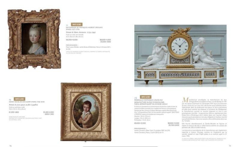 """Vente Christie's """"La vie de château. Collection Jean-Louis Remilleux"""" Captur31"""