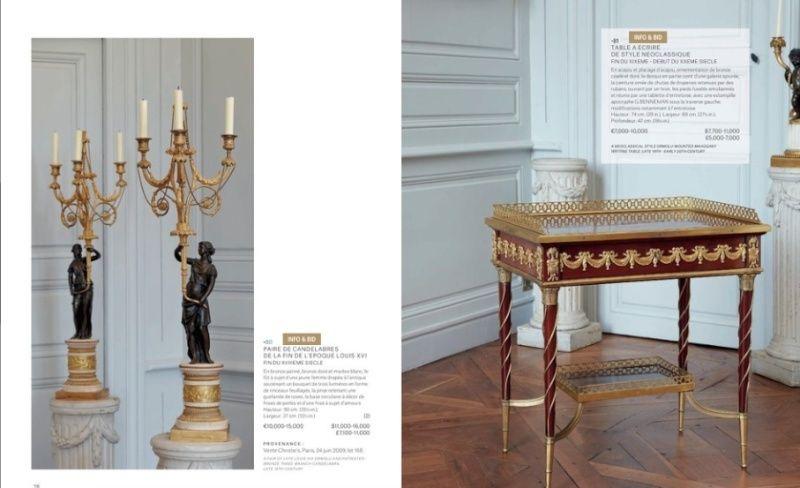 """Vente Christie's """"La vie de château. Collection Jean-Louis Remilleux"""" Captur32"""