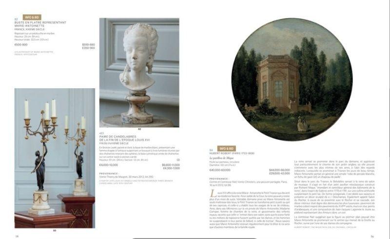 """Vente Christie's """"La vie de château. Collection Jean-Louis Remilleux"""" Captur33"""