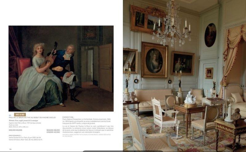 """Vente Christie's """"La vie de château. Collection Jean-Louis Remilleux"""" Captur34"""