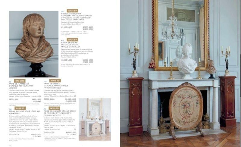 """Vente Christie's """"La vie de château. Collection Jean-Louis Remilleux"""" Captur36"""