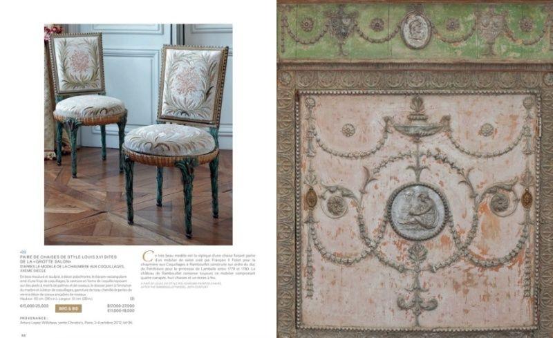 """Vente Christie's """"La vie de château. Collection Jean-Louis Remilleux"""" Captur38"""