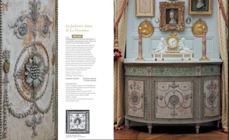 """Vente Christie's """"La vie de château. Collection Jean-Louis Remilleux"""" Captur39"""