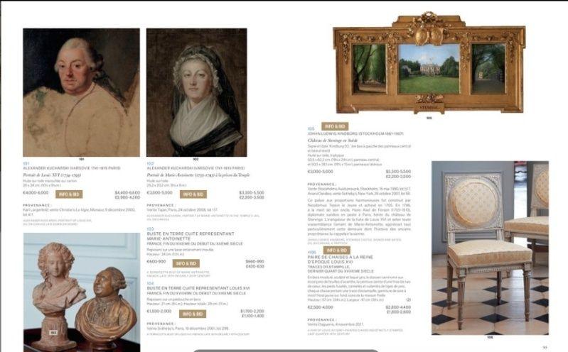 """Vente Christie's """"La vie de château. Collection Jean-Louis Remilleux"""" Captur40"""