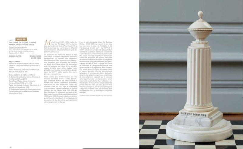"""Vente Christie's """"La vie de château. Collection Jean-Louis Remilleux"""" Captur41"""