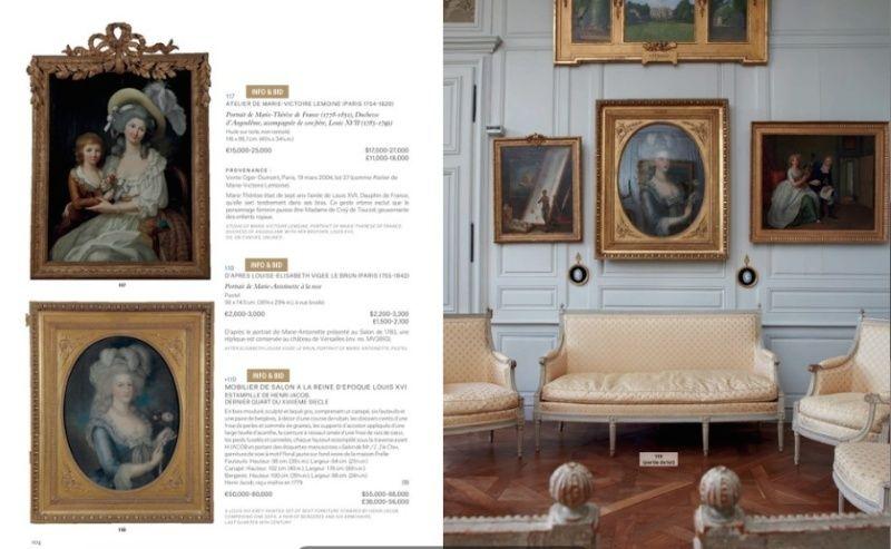 """Vente Christie's """"La vie de château. Collection Jean-Louis Remilleux"""" Captur42"""