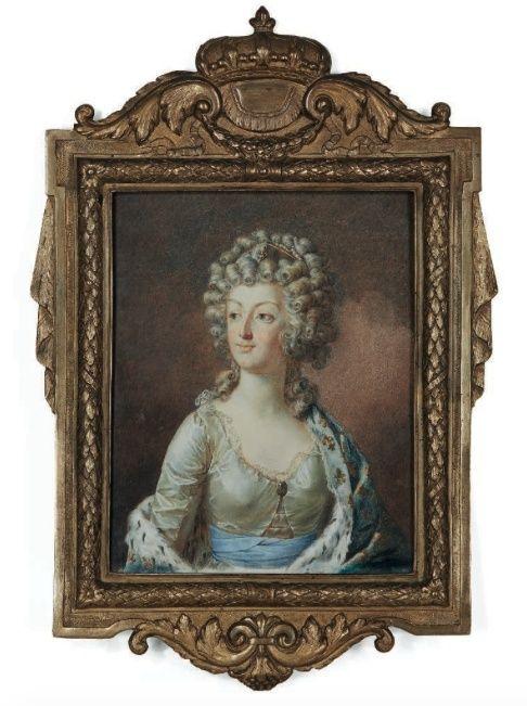 Vente Christie's, Collection Marie-Antoinette Captur76