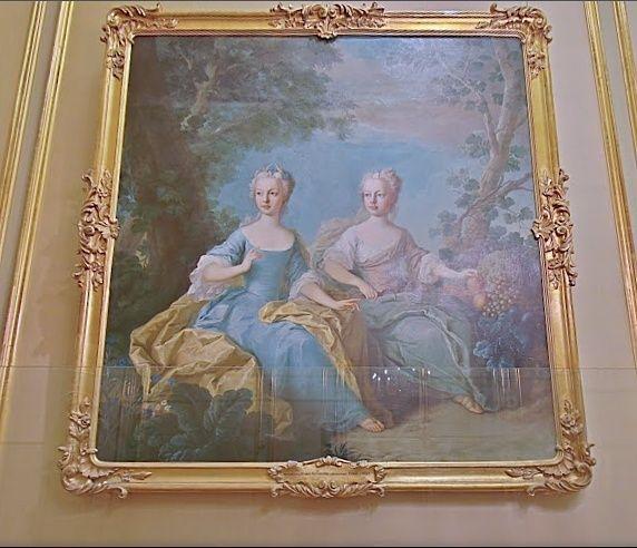 Portraits de l'archiduchesse Marie-Josèphe Captur81