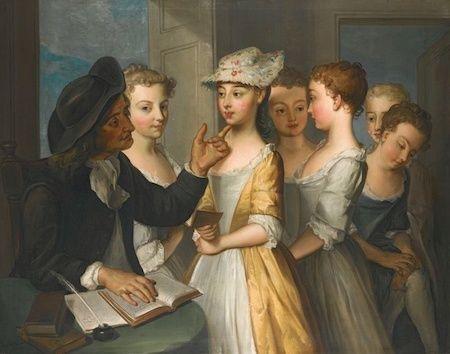 Dessins et aquarelles de Marie-Christine de Habsbourg Lorraine, soeur de Marie-Antoinette Captur87