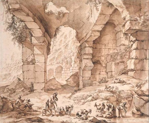 """Exposition """"Rêveries italiennes"""", Musée des Beaux-Arts de Valenciennes Captur92"""