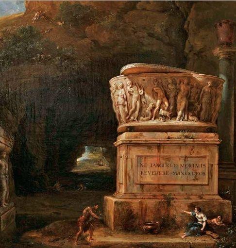 """Exposition """"Rêveries italiennes"""", Musée des Beaux-Arts de Valenciennes Captur93"""